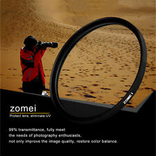 ZOMEI Ultra Slim UV Filter Ultra-Violet Lens Protector For Canon Nikon Camera UO