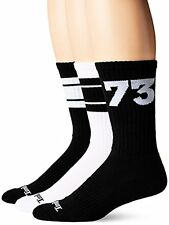 Timberland Mens Socks TM31465 3 Pack 73 Crew Sock- Choose SZ/Color.