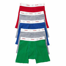 Hanes Toddler Boys' Boxer Briefs with Comfort Flex® Waistband 5-Pack TB74P5