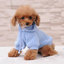 Dog Clothes Coat Pet Puppy Hoodie Sweater Costumes Dogs Jackets S M L XL XXL New