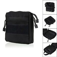 Molle Tactical EDC Utility Tool Bag Medical First Aid Pouch Hunting Tool Pack EC