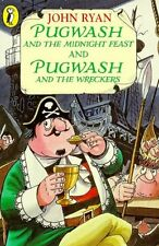 Captain Pugwash and the Midnight Feast & Pugwash and the Wreckers (Young Puffin