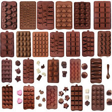 Diy Shapes Silicone Cake Decorating Moulds Candy Cookies Chocolate Baking Mold
