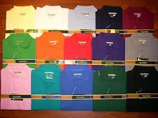SCHOOL UNIFORM POLO SHIRT NEW NWT PICK SIZE & COLOR FREE SHIP USA WITH $50 ORDER