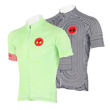 Mens Pro Cycling Jersey Bike Short Sleeve Clothing Bicycle Sports Shirt S-4XL