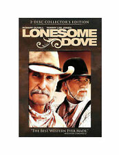 Lonesome Dove (DVD, 2008, 2-Disc Set, Collectors Edition) Robert Duvall NEW