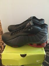 Nike Shox Bb4 Vince Carter 830218-002 Black Varsity Red OG DS 8