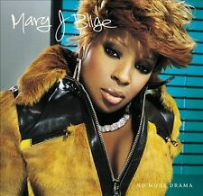 Mary J. Blige - No More Drama - MCA Records - 112 616-2 Mary J. Blige Audio CD