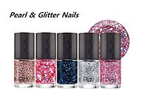 [ETUDE HOUSE]   Play Nail -Pearl & Glitter Nails     *new* / 8ml  + free gift
