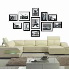 3/20/23/26 Pcs Photo Frame Set Wall Picture Frame Office Home Decor Art Gift NEW
