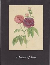 A Bouquet of Roses, P. J. Redoute, Used; Good Book