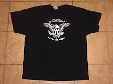 Sailor Jerry Spiced Rum Black American Eagle T-Shirt