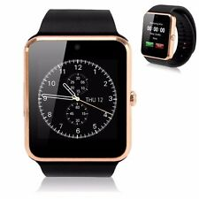 Touch Screen Bluetooth NFC GSM Smart Wirst Watch Phone Mate For Android iOS HTC