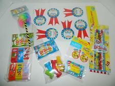 43pc Dr Seuss School Supplies Truffula Tree Pen Stampers Reward Stickers More!