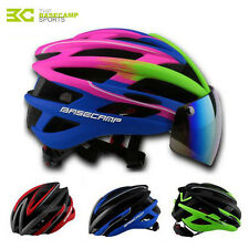 Bicycle Helmet Sunglasses Cycling Glasses Molded Adult Bike Head Safe Protector