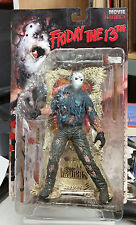 McFarlane Movie Maniacs Series 1 Friday the 13th Jason Voorhees Action Figure