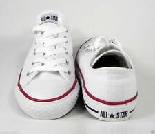 Kids Youth Converse All Star Lo Top Optical White 3J256