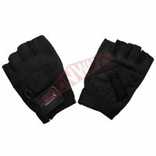 Outbak Bodysports LEATHER GYM GLOVES 1Pair Double Stitched*AUS Brand-Large Or XL