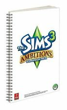 The Sims 3 Ambitions Expansion Pack - Prima Essential Guide: Prima Official Gam