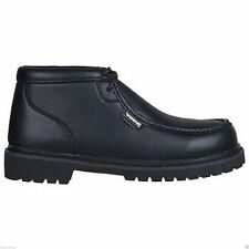 LUGZ SWAGGER SR BLACK MEN'S FASHION / WORK BOOTS (MSPCLV-001)