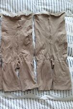 Lot ASSETS by SPANX High Waist Shaper, Size 2, Nude, Faulty factory, Units 1 - 4