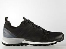 adidas TERREX AGRAVIC GTX MENS RUNNING SHOES Black/White-Size US 10.5,11.5 Or 12