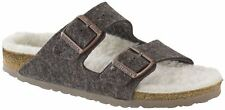 Birkenstock - Arizona Cacao Happy Lamb Beige - Narrow - All Sizes Brand New