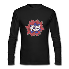 New The Story So Far Pop Punk Band Long Sleeve Black T-Shirt Size XS-2XL