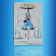 Oil Painting Large Modern Hand-painted Art Painting Wall Decor Canvas Women