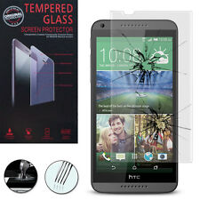 Tempered glass For HTC Desire 816 Dual Genuine Screen Protector Tank foil