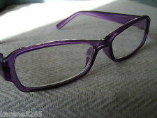 UNISEX STYLE PLASTIC FRAMED FASHION READING GLASSES pd4