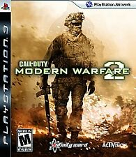 Call of Duty: Modern Warfare 2 - Playstation 3 Activision Inc. Video Game