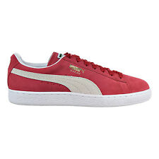 Puma Suede Classic+ Mens Shoe Team Regal Red/White 352634-05