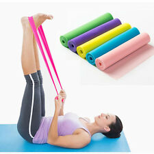Yoga Elastic Home Pilates Gym Fitness Resistance Exercise Workout Crossfit New