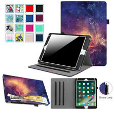 Fintie iPad 5th/ iPad 4/3/2 Air Slim Case Multi-Angle Viewing Stand Cover Pocket