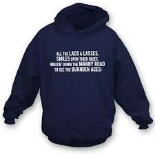 The Burnden Aces (Bolton Wanderers) Hooded Sweatshirt