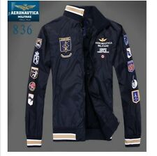 Hoodies Jackets aeronautica militare army jacket Sport Outerwear Coat Air Force