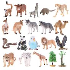 Realistic Animal/Tree Model Action Figures Nature & Science Learning Toy Playset