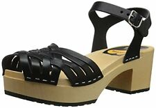swedish hasbeens 633 Womens Marina Platform Sandal- Choose SZ/Color.
