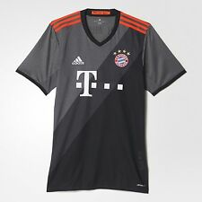 adidas Performance FC BAYERN MUNCHEN AWAY REPLICA MEN'S JERSEY- Size S,M,L Or XL