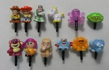 Toy Story 3 Cell Phone Charm Dust Plug Smartphone Buzz Woody Jesse Trixie Dolly