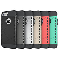 iPhone 7 Armour Hard Shell  Protective Case Tough Shock Proof Cover by Z-TECH