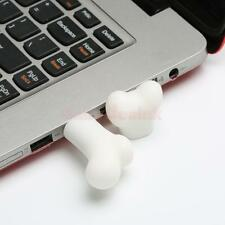 USB 2.0 Bone Model Flash Memory Stick Storage Thumb Pen Drive U Disk