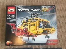 LEGO Technic Helicopter 2010 (9396) USED - including Power functions 8293 BNIB