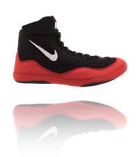 NIKE INFLICT 3 MENS WRESTLING SHOES RED / BLACK