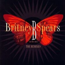 B In The Mix, The Remixes Spears, Britney Audio CD