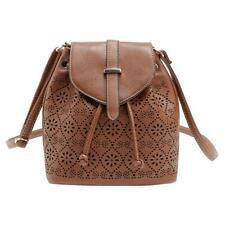 Fashion PU Leather Hobo Cross Body Messenger Bag Handbags Eetro Womens Satchel