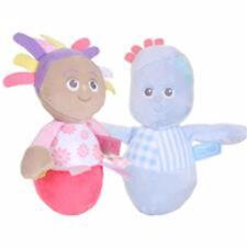In the Night Garden Igglepiggle and Upsy Daisy Hanging Chime Toys Assortment