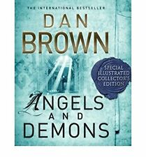Angels and Demons The Illustrated Edition by Brown, Dan ( Author ) ON May-10-200