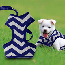 Pet Traction Rope Dogs Leash Pet Dog Chest Back Vest For Puppy Dog Pet Chain ZM